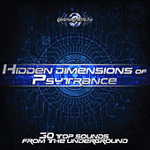 Hidden Dimensions of Psytrance (30 Top Sounds from the Underground) by Various Artists