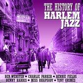 The History of Harlem Jazz von Various Artists