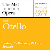 Verdi: Otello (February 9, 1974) by Verdi