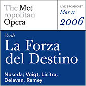 Verdi: La Forza del Destino (March 12, 1977) by Giuseppe Verdi