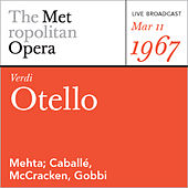 Verdi: Otello (March 8, 1958) by Verdi