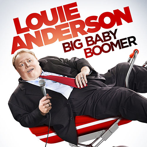 Big Baby Boomer by Louie Anderson