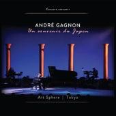 Un souvenir du japon by André Gagnon