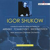 Shukow Edition, Vol. 5 by New Moscow Chamber Orchestra