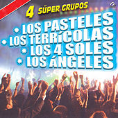 4 Súper Grupos by Various Artists