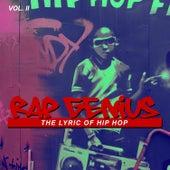 Rap Genius: The Lyric of Hip Hop, Vol. 2 by Various Artists