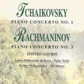 Tchaikovsky - Rahmaninov by Dimitris Sgouros
