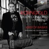 Korngold: Violin Concerto, Violin Sonata by Various Artists