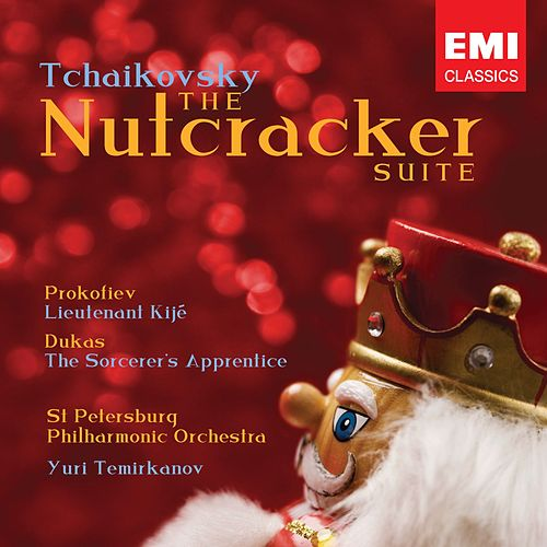 Tchaikovsky: The Nutcracker by St. Petersburg Philharmonic Orchestra