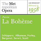 Puccini: La Bohème (February 15, 1958) by Metropolitan Opera
