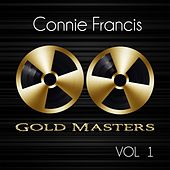 Gold Masters: Connie Francis, Vol. 1 by Connie Francis