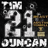 Tim Duncan 21 by Beast