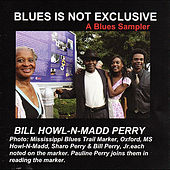 Blues Is Not Exclusive (A Blues Sampler) by Bill Howl-N-Madd Perry
