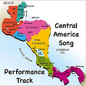 Central America Song (Performance Track) by Kathy Troxel