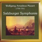 Wolfgang Amadeus Mozart: Salzburger Symphonie by Various Artists