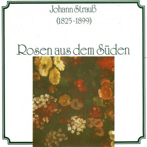 Johannes Strauss: Rosen aus dem Sueden by Alfred Scholz