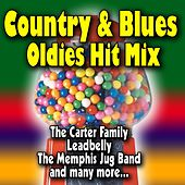 Country & Blues Oldies Hit Mix by Various Artists