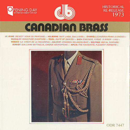 Royal Fanfare by Canadian Brass