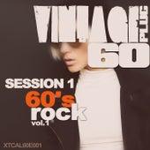 Vintage Plug 60: Session 1 - 60's Rock, Vol. 1 by Various Artists