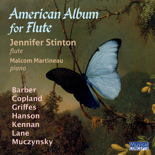 American Album for Flute by Jennifer Stinton