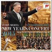 Neujahrskonzert / New Year's Concert 2015 by Zubin Mehta