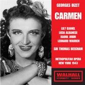 Bizet: Carmen (Live) von Various Artists