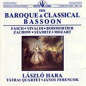 The Baroque & Classical Bassoon by Laszlo Hara