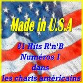 Made in U.S.A (81 Hits R'n'B numéros 1 dans les charts américains) von Various Artists
