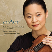 Bach: Sonata No. 2 in A minor; Bartók: Sonata No. 1 by Midori