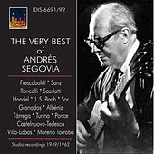 The Very Best of Andrés Segovia by Andres Segovia