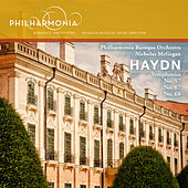 Haydn: Symphonies Nos. 57, 67, 68 by Philharmonia Baroque Orchestra