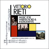 Vittorio Rieti: Music for Harpsichord & Instruments by Various Artists
