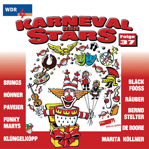 Karneval der Stars 37 by Various Artists