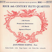 18th-Century Flute Quartets by Jean-Pierre Rampal