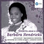 Barbara Hendricks: Operetta Arias & Duets by Various Artists