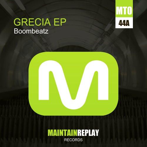 Grecia - Single by Boombeatz