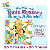 Awesome Bible Mysteries by Wonder Kids