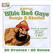 Awful Bible Bad Guys by Wonder Kids