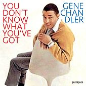 You Don't Know What You've Got by Gene Chandler
