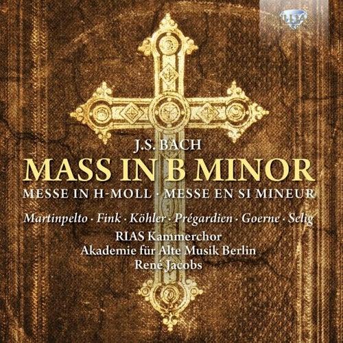 J.S. Bach: Mass in B Minor by Akademie für Alte Musik Berlin