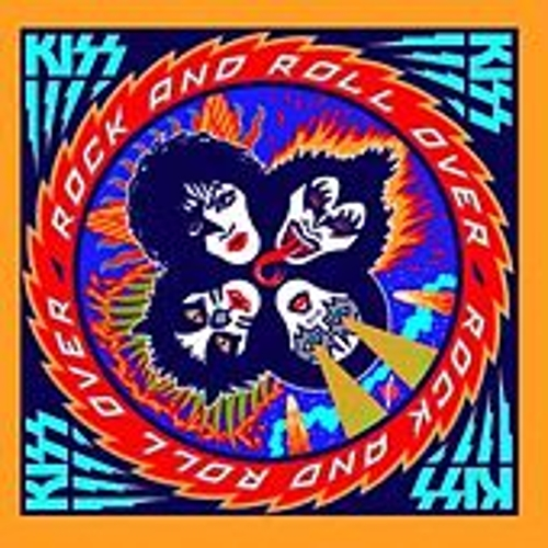 Rock And Roll Over by KISS