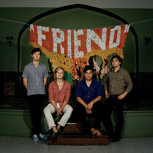 Friend by Grizzly Bear