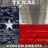 Texas Zydeco Greats by Various Artists