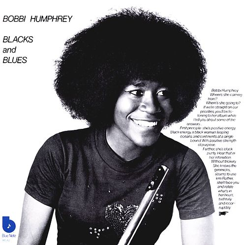 Blacks & Blues by Bobbi Humphrey