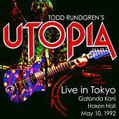 Live in Tokyo – May 10th, 1992 by Utopia