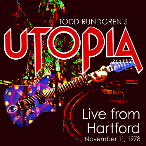 Live from Hartford by Utopia
