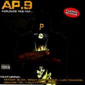 Worldwide Mob Figa (Reissue) by AP. 9