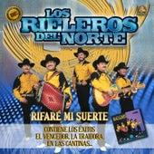 Rifare Mi Suerte by Los Rieleros Del Norte