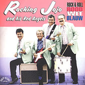 Rock & Roll Rood Wit Blauw by Rocking Jojo