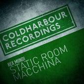 Static Room / Macchina by Rex Mundi